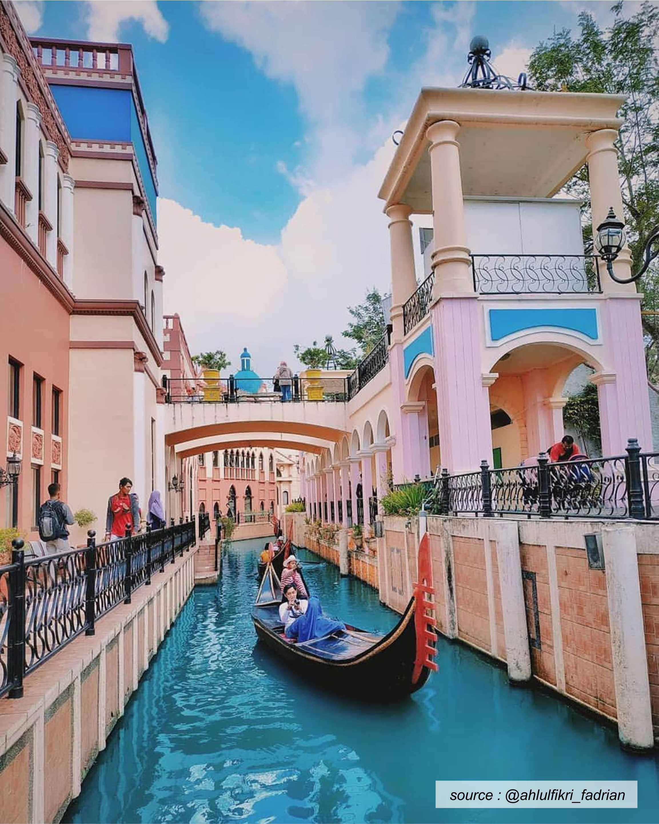 7 Tempat Wisata Puncak Instagramable banget !!