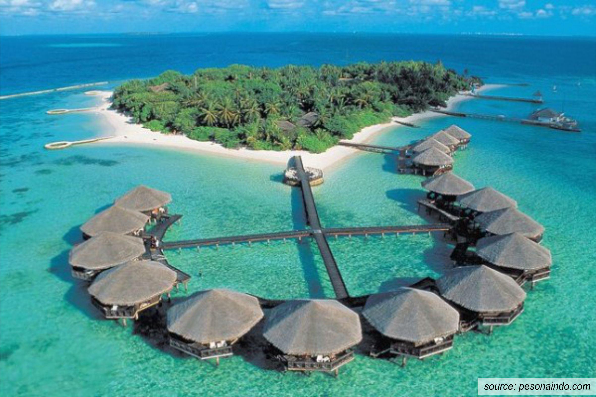 10 Pantai Terbaik di Indonesia