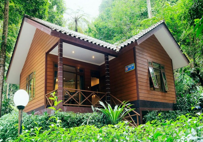 The Safari Lodge Hotel
